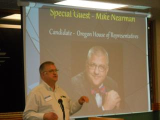 Candidate for House District 23 - Mike Nearman