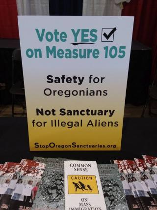 Why do we have a sanctuary law that shields illegal aleins?