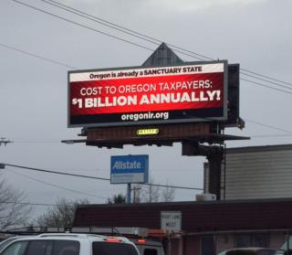 OFIR  billboards educate taxpayers