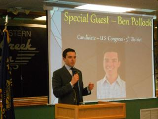 Candidate for the 5th Congressional District - Ben Pollack