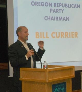ORP Chair, Bill Currier discusses the importance of voting the entire ballot