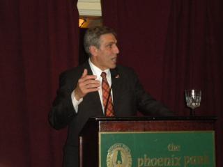 Congressman Lou Barletta, representing the 11th District in Pennsylvania