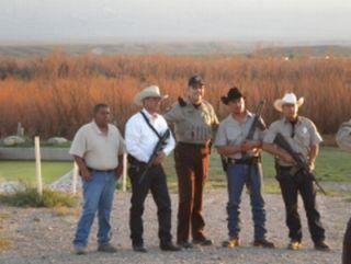 national sheriff's border school, el paso, texas